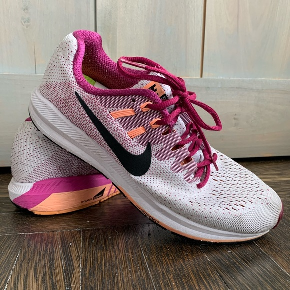 de múltiples fines Injusto Residuos  Nike Shoes | Air Zoom Structure 20 Womens Running Shoe | Poshmark